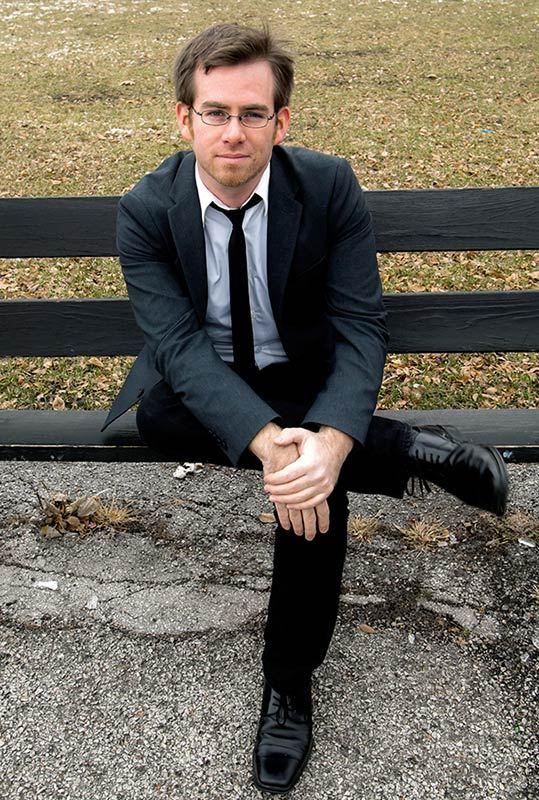 Hunger composer, Jason Thorpe Buchanan.
