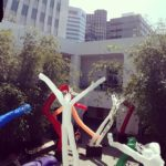 IN C at the Hammer Museum.
