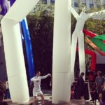 IN C at the Hammer Museum, featuring the Ate 9 Dance Company.